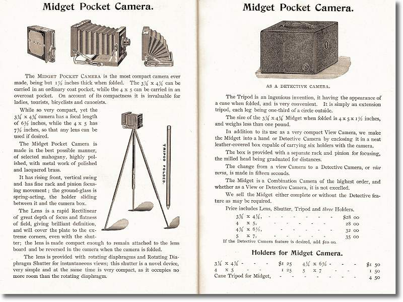 1894 ROC Midget Catalogue Reference