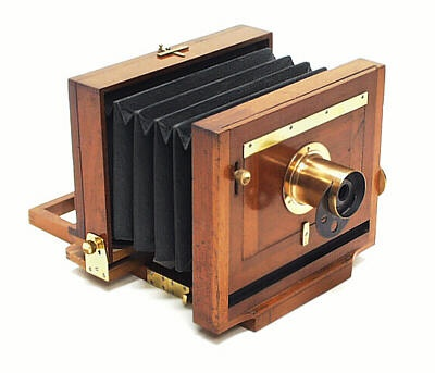 Scovill Waterbury View Camera, c.1888